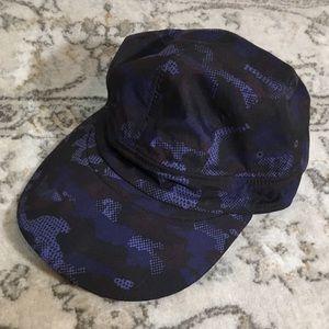Lululemon Blue Camo Hat